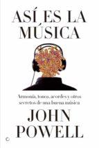 Así es la música (ebook)