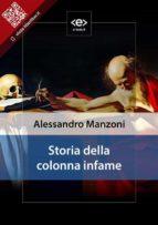 Storia della colonna infame (ebook)