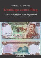 L'embargo contro l'Iraq (ebook)