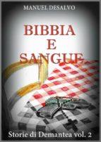 Bibbia e sangue (ebook)