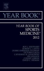 Year Book of Sports Medicine 2012 - E-Book (ebook)