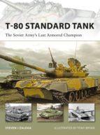 T-80 Standard Tank (ebook)