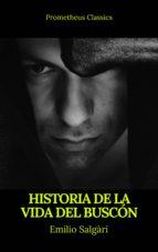 Historia de la vida del Buscón (Prometheus Classics) (ebook)