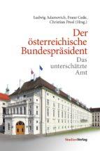 Der österreichische Bundespräsident (ebook)