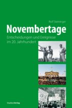 Novembertage (ebook)