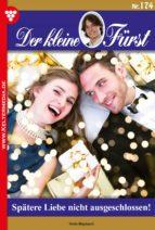 Der kleine Fürst 174 - Adelsroman (ebook)