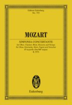 Sinfonia concertante Eb major (ebook)