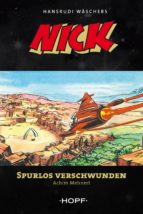 Nick 8: Spurlos verschwunden (ebook)
