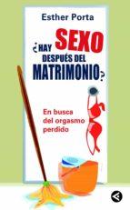 ¿HAY SEXO DESPUÉS DEL MATRIMONIO?