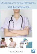 Amplio papel de la enfermera en Oncogeriatría