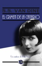 El crimen de la canario (ebook)