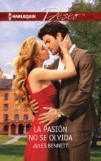 La pasión no se olvida (ebook)
