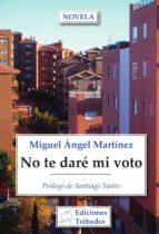 No te daré mi voto (ebook)