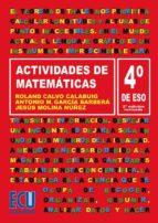 Actividades de Matemáticas. 4º ESO (ebook)
