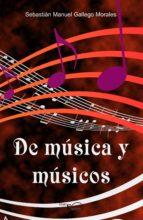 De música y músicos (ebook)