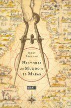 Historia del mundo en 12 mapas (ebook)