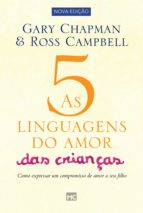 As 5 linguagens do amor das crianças - nova edição (ebook)