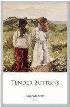 Tender Buttons (ebook)