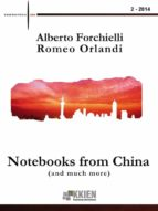 Notebooks from China (ebook)