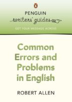 Common Errors and Problems in English (eBook)