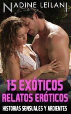 15 Exóticos Relatos Eróticos (ebook)