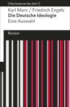 Die Deutsche Ideologie (ebook)