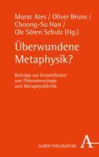 Überwundene Metaphysik? (ebook)