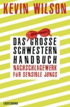 Das Große-Schwestern-Handbuch: Nachschlagewerk für sensible Jungs (ebook)