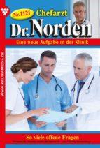 CHEFARZT DR. NORDEN 1121 ? ARZTROMAN