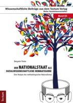 Der Nationalstaat als sozialwissenschaftliche Denkkategorie