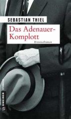 Das Adenauer-Komplott (ebook)