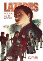 Lazarus Bd. 3: Konklave (ebook)