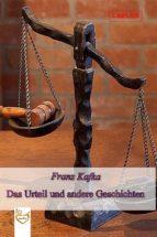 Das Urteil und andere Geschichten (ebook)