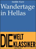 WANDERTAGE IN HELLAS