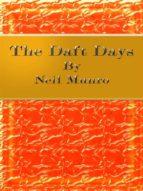 The Daft Days (ebook)