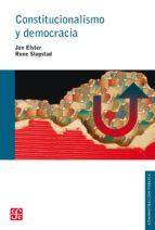 Constitucionalismo y democracia (ebook)