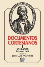 Documentos cortesianos, I (ebook)