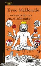 Temporada de caza para el león negro (ebook)