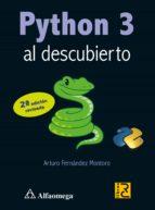 Python 3 al descubierto - 2a ed.