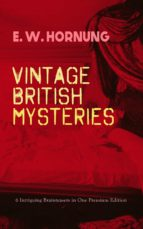 VINTAGE BRITISH MYSTERIES ? 6 INTRIGUING BRAINTEASERS IN ONE PREMIUM EDITION
