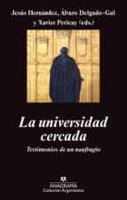 La universidad cercada (ebook)