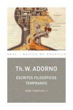 Escritos filosóficos tempranos (ebook)