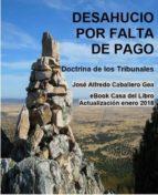 DESAHUCIO POR FALTA DE PAGO. JUICIO VERBAL (ebook)
