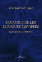 DINAMICA DE LES LLENGÜES EUROPEES