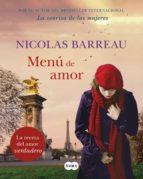 Menú de amor (ebook)