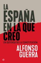 La España en la que creo (ebook)