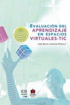 Evaluación del aprendizaje en espacios virtuales-TIC (ebook)