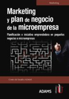 MARKETING Y PLAN DE NEGOCIO