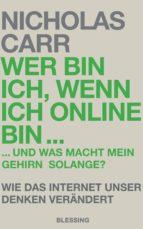 Wer bin ich, wenn ich online bin… (ebook)