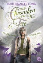 Die Chroniken der Fae - In Liebe und Hoffnung (ebook)
